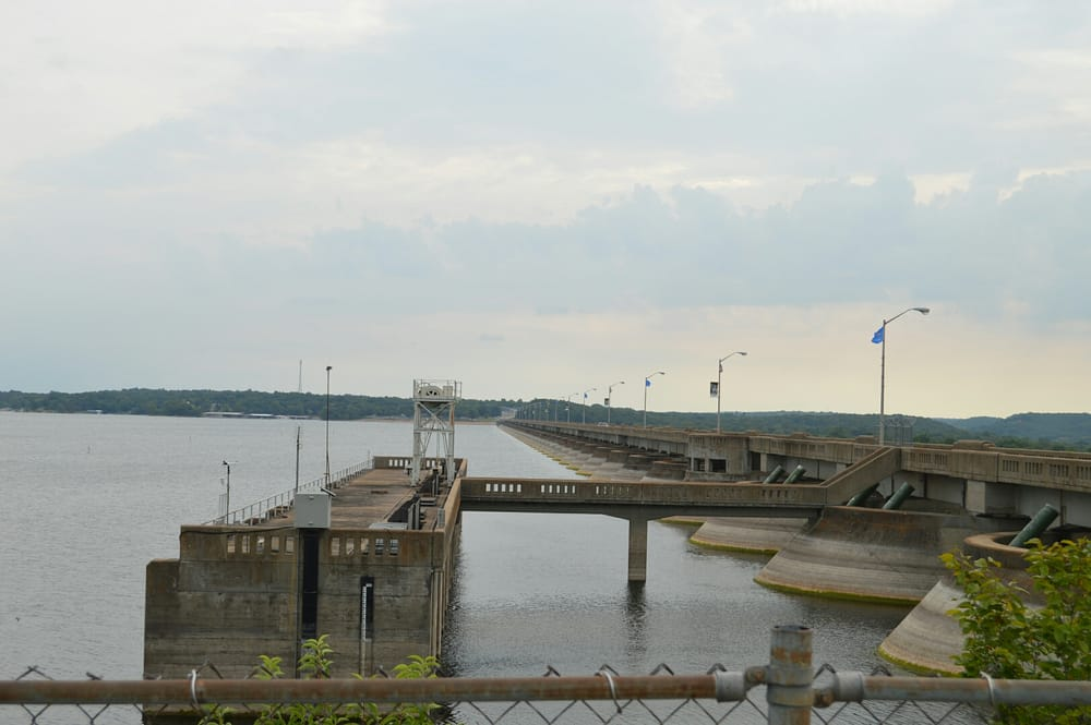 Grand River Dam Authority Lake Patrol Headquarters: Langley, Ketchum, OK