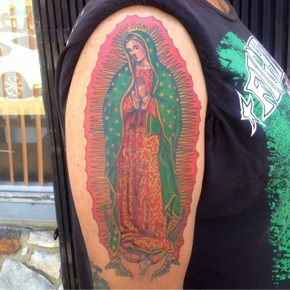 Virgen De Guadalupe Tattoo Yelp