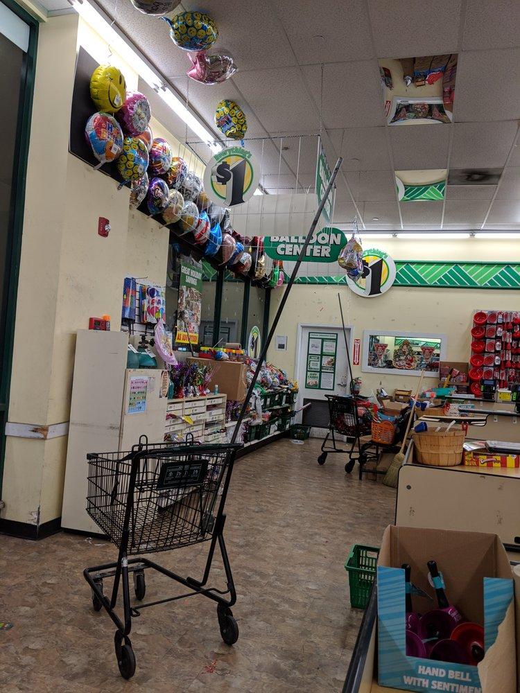 Dollar Tree: 6207 Atlantic Ave, Bell, CA