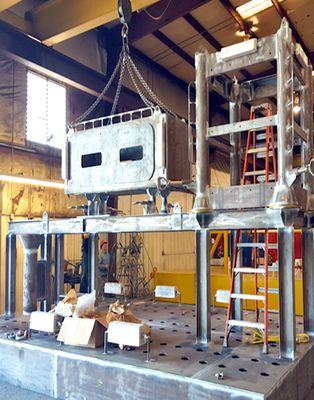 Fabcorp 6951 W Little York Rd Houston, TX Metal Fabricators