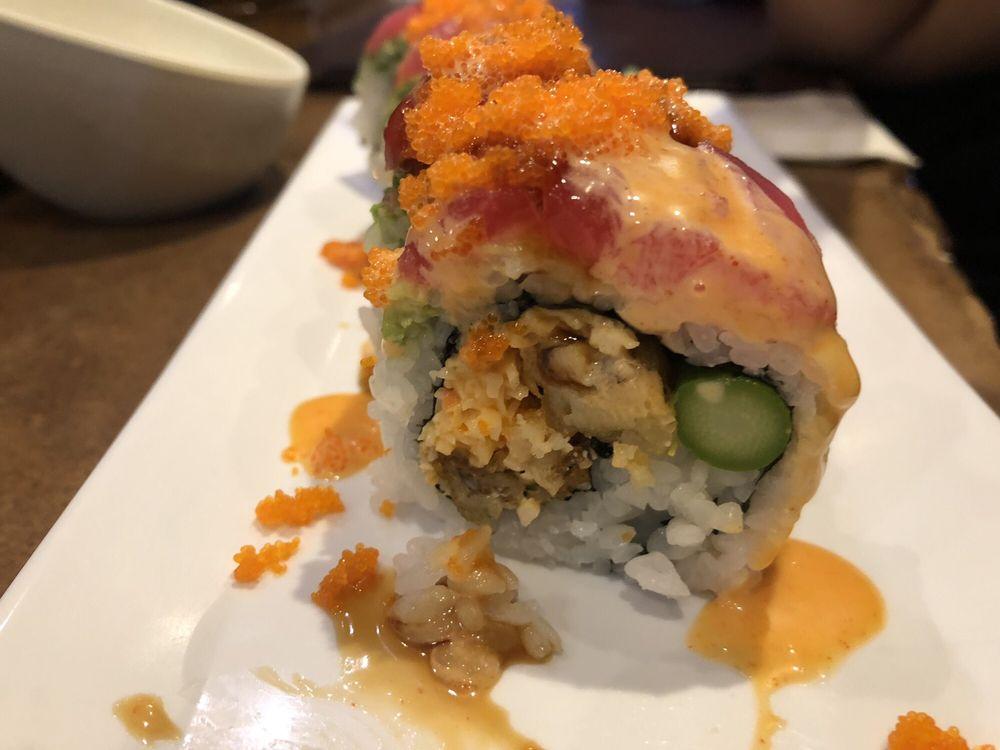 Blue Nami Sushi & Sake House