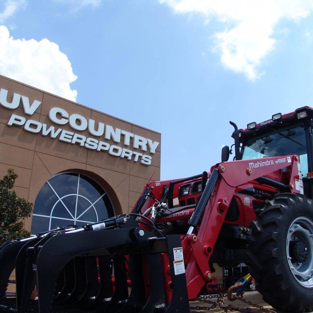 UVC Powersports: 2616 Hwy 35 Byp N, Alvin, TX