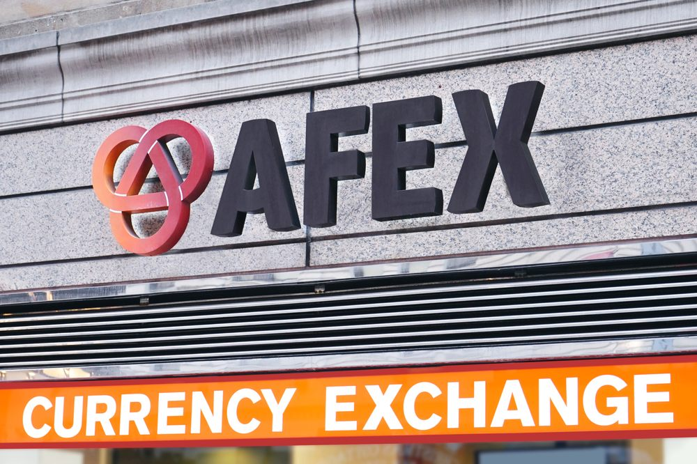 Our currency exchange store in midtown west yelp