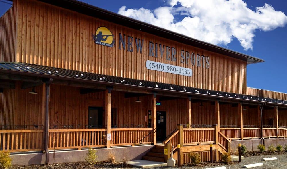 New River Sports: 3376 Kirby Rd, Draper, VA