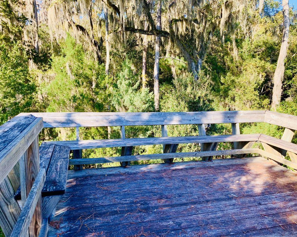 Cay Creek Wetlands Interpretive Center: 189 Charlie Butler Rd, Midway, GA