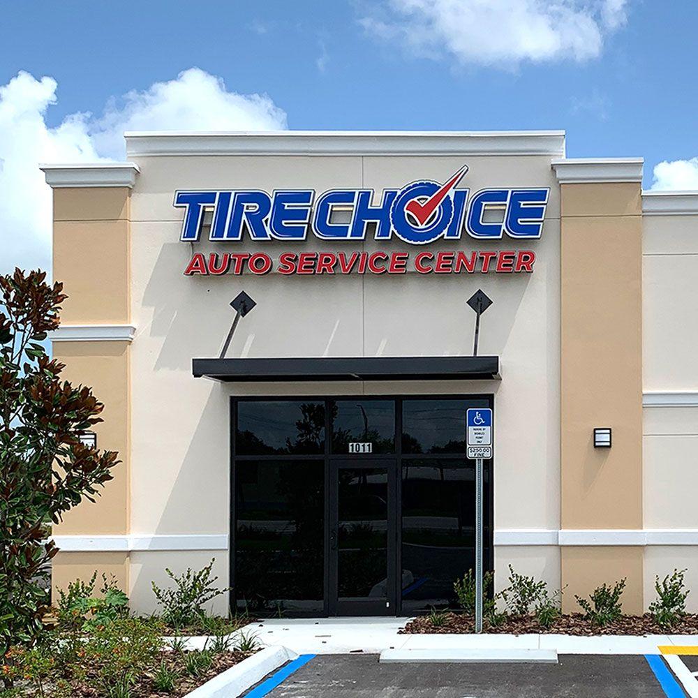 Tire Choice Auto Service Centers: 810 3rd Ave, Kinder, LA