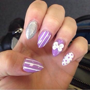 Mays nails 51 photos 18 reviews nail salons 1053 for Admiral nail salon