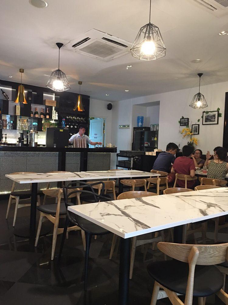 O'Parl Cafe Singapore