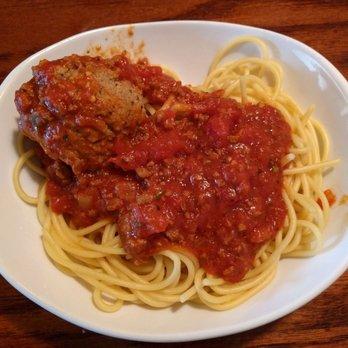Olive garden italian restaurant 520 photos 563 reviews - Olive garden spaghetti and meatballs ...