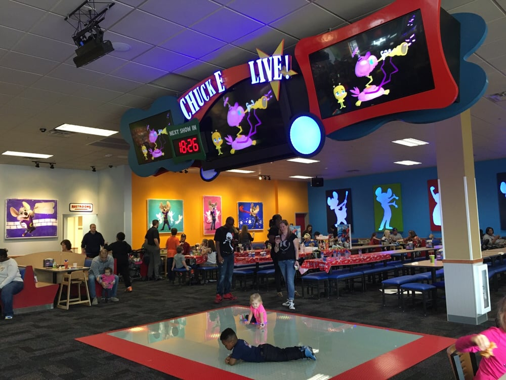 Chuck E. Cheese's Reviews in Jacksonville, FL | Glassdoor