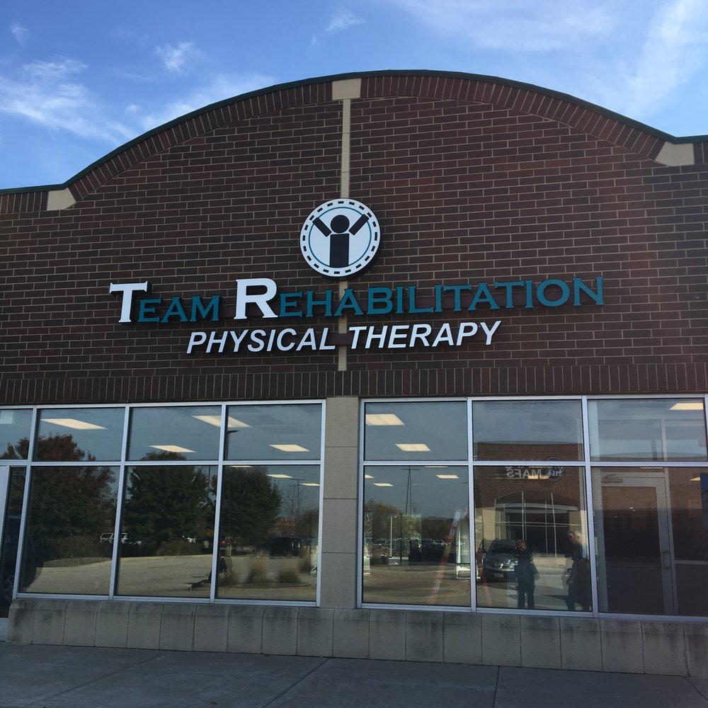 Team Rehabilitation: 11215 W 159th St, Orland Park, IL