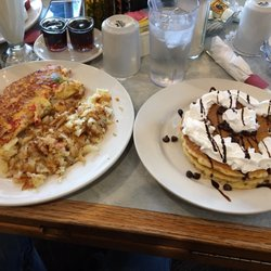 21 Egg Basket Pancake House