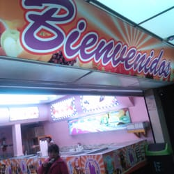 Paleteria Bienvenidos Ice Cream Gelato Frozen Yoghurt