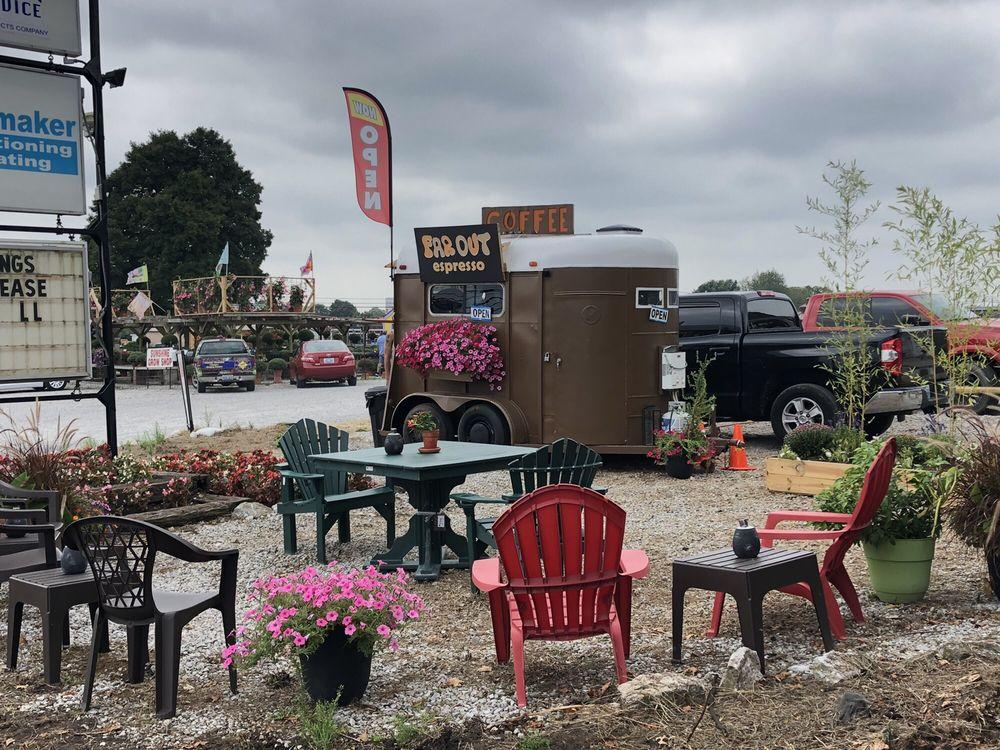 Far Out Espresso: 1191 Lexington Rd, Georgetown, KY