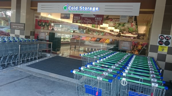 Photo for Cold Storage & Cold Storage - Supermarkets - 896 Dunearn Rd Bukit Timah Singapore ...