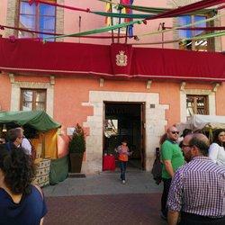 Ayuntamiento de cocentaina plaza de la vila 6 - Cocentaina espana ...
