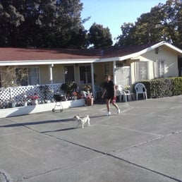 Photo Of Benicia Motel Ca United States Little Dog Friendly