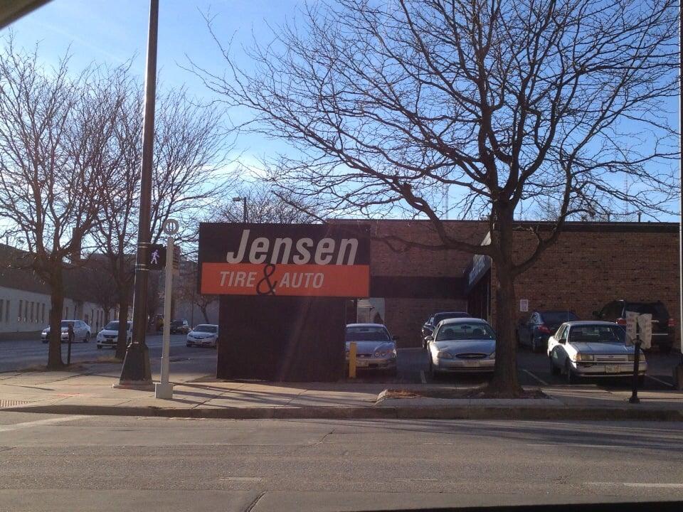 Jensen Tire & Auto - Tires - 20th & Harney St, Omaha, NE ...