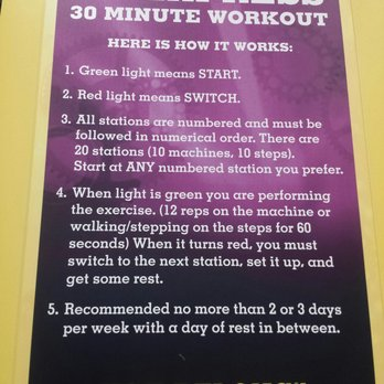 Planet Fitness Exercise Schedule Yourviewsite