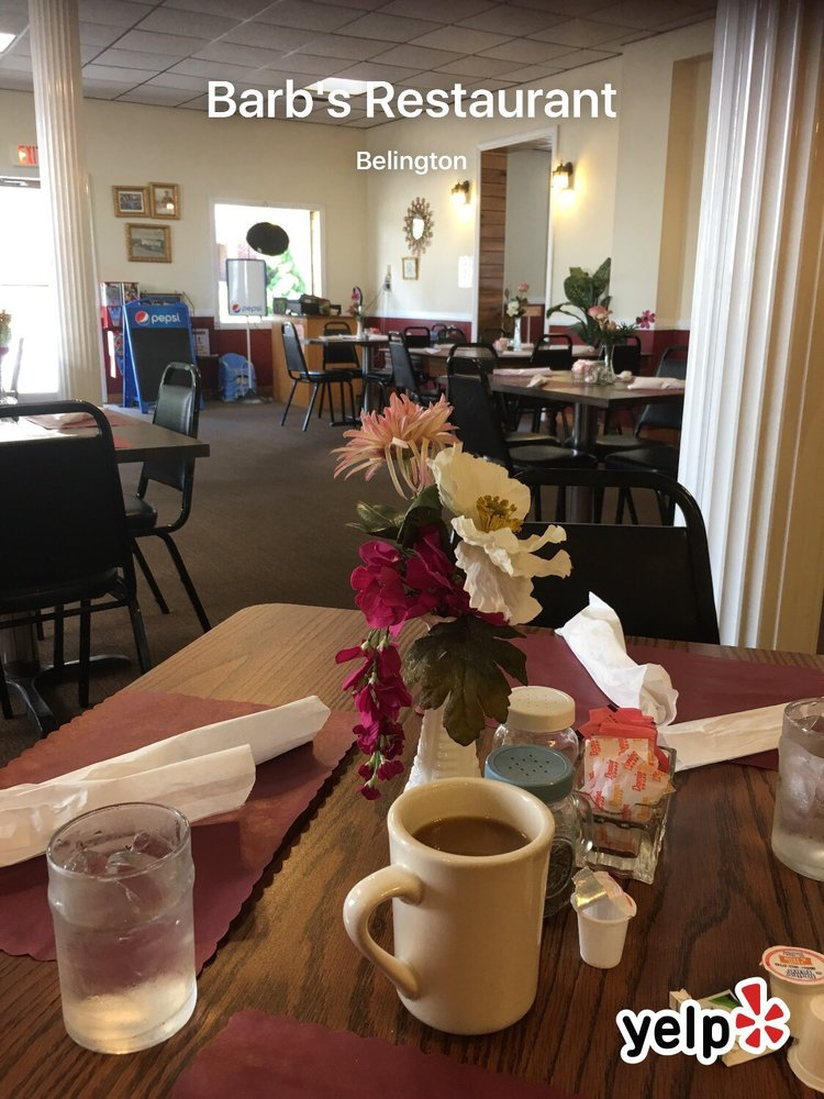 Photo of Barb's Restaurant: Belington, WV