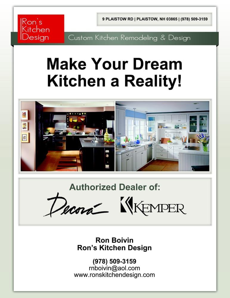 rons kitchen design & sales - closed - plaistow, nh - 9 plaistow
