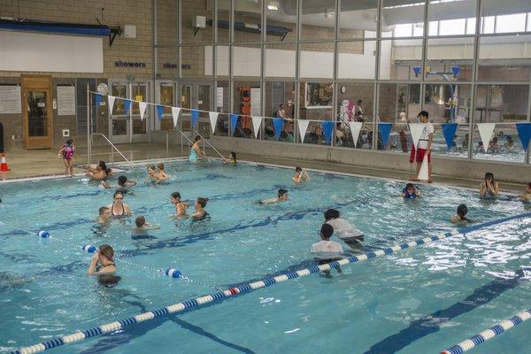 Rainier Beach Pool 8825 Rainier Ave S Seattle WA Swimming Pools