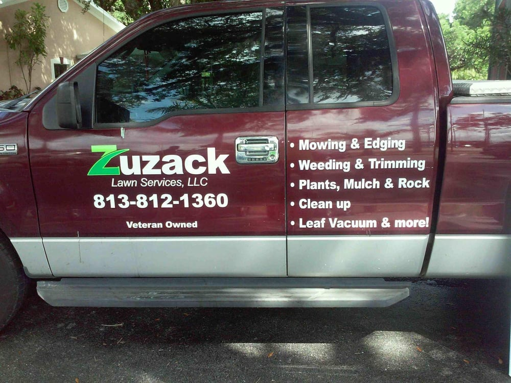 Zuzack Lawn Services: 1118 Kingfish Pl, Apollo Beach, FL