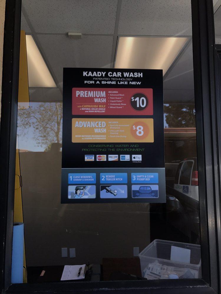 Kaady Car Wash: 400 San Pablo Ave, Albany, CA