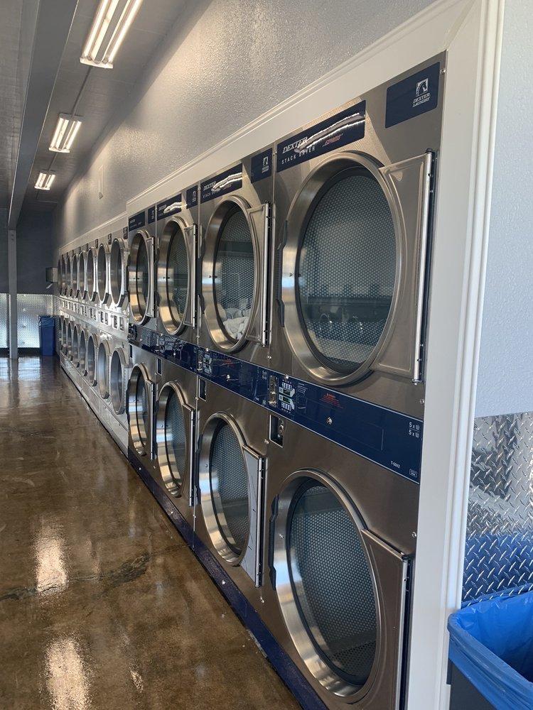 Longfellow Express Laundry: 1383 Longfellow Ave, Chico, CA