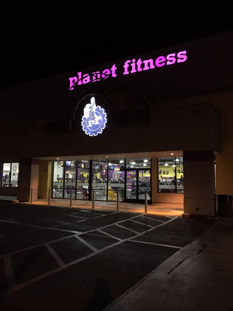 Planet Fitness - Vallejo: 3505 Sonoma Blvd No 40, Vallejo, CA