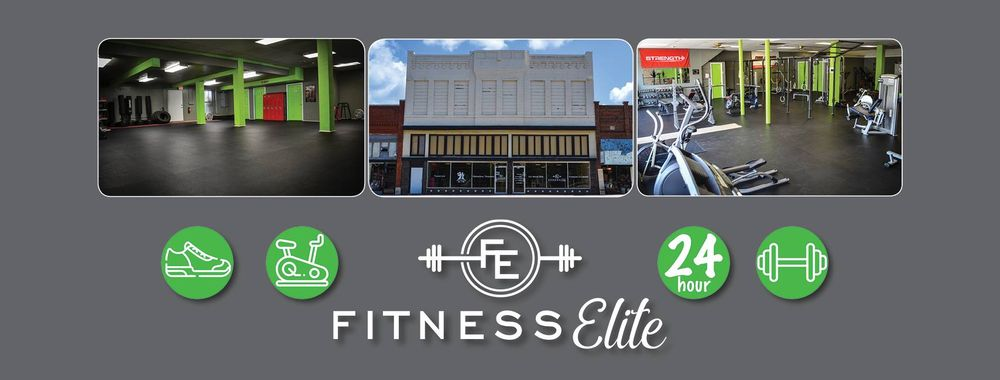 Fitness Elite: 628 Cedar St, Perry, OK