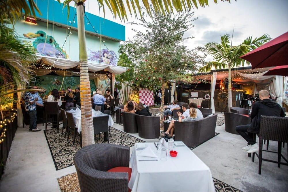 Photo Of Fish Restaurant Miami Fl United States