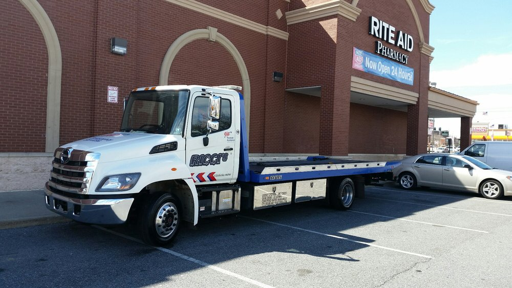 Ricci's Transport and Recovery