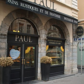 paul 14 avis boulangeries p tisseries 5 rue de brest cordeliers lyon restaurant avis. Black Bedroom Furniture Sets. Home Design Ideas