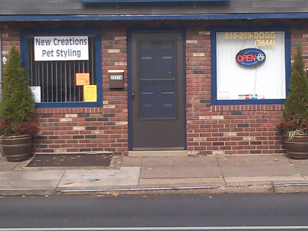 New Creations Pet Styling: 2331 W Marshall Rd, Lansdowne, PA