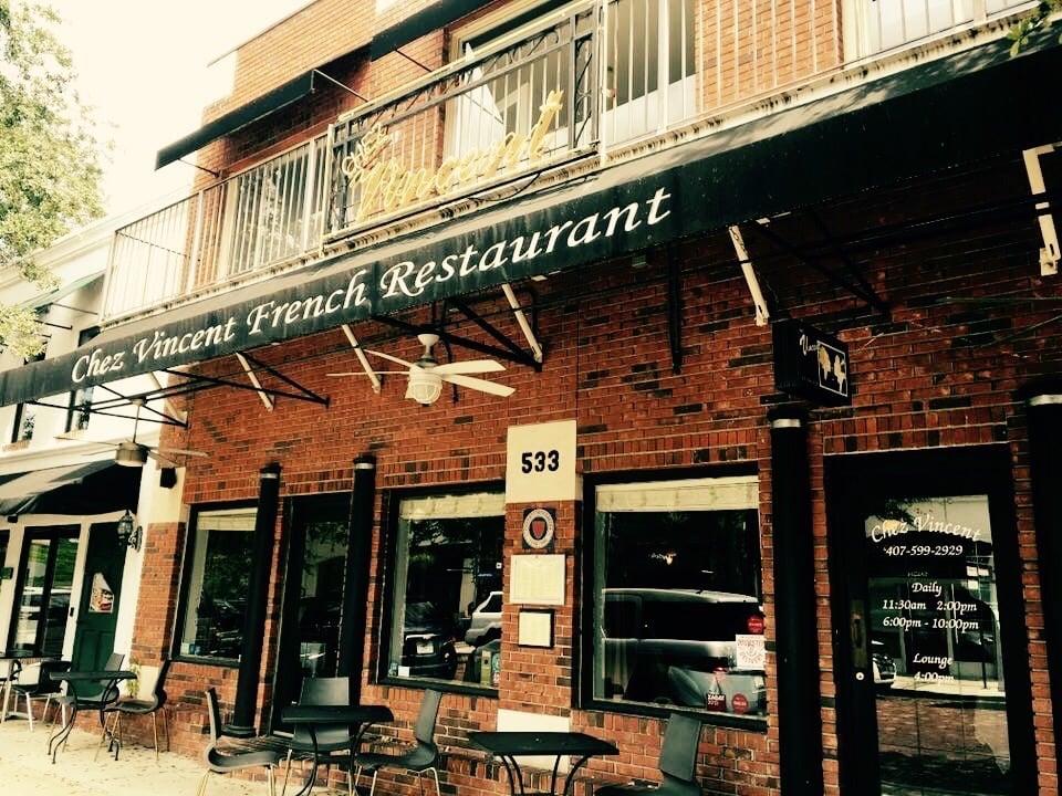Chez Vincent 57 Fotos 84 Beitr Ge Franz Sisches Restaurant Winter Park Winter Park Fl