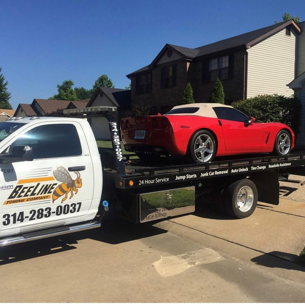 Beeline Towing & Recovery: 9900 Halls Ferry Rd, St. Louis, MO