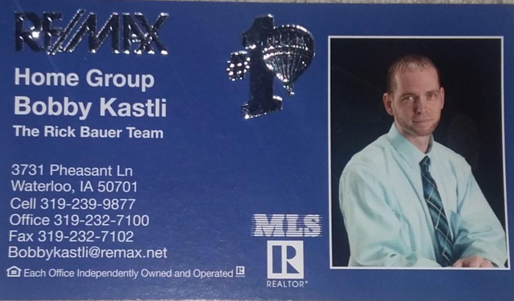 Rick Bauer- RE/MAX Home Group: 3731 Pheasant Ln, Waterloo, IA