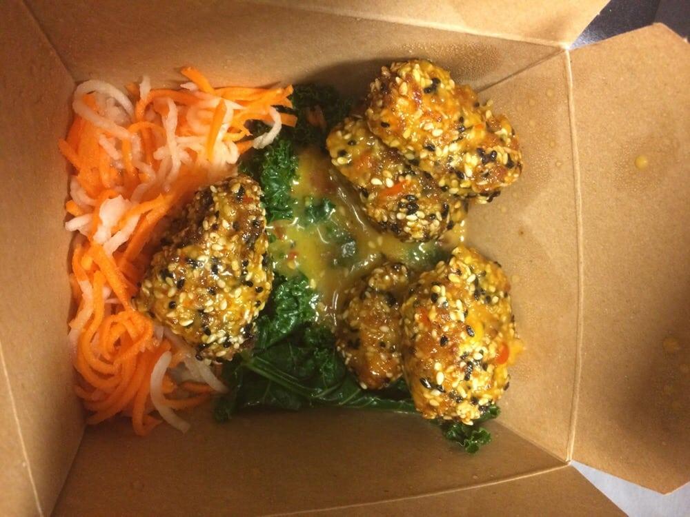 Japanese Sesame Crusted Chicken Bites Yelp