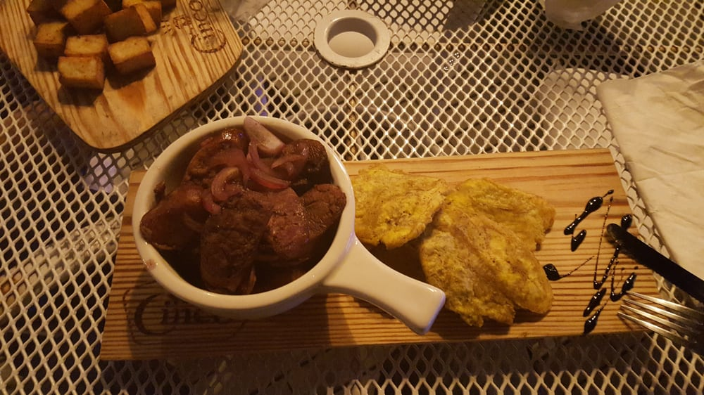 Cinco Gastrobar: Puerto Rico 110 Km 32.4, Aguadilla, PR