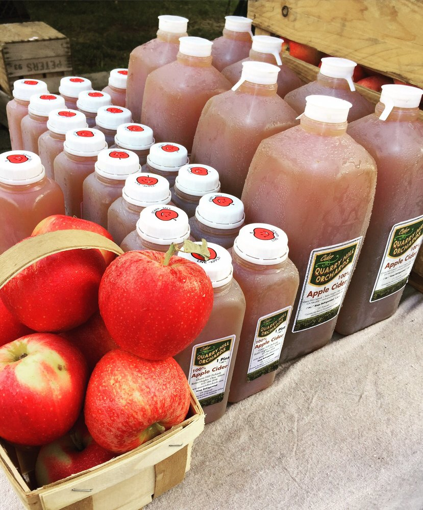 Quarry Hill Orchards: 8403 Mason Rd, Berlin Heights, OH