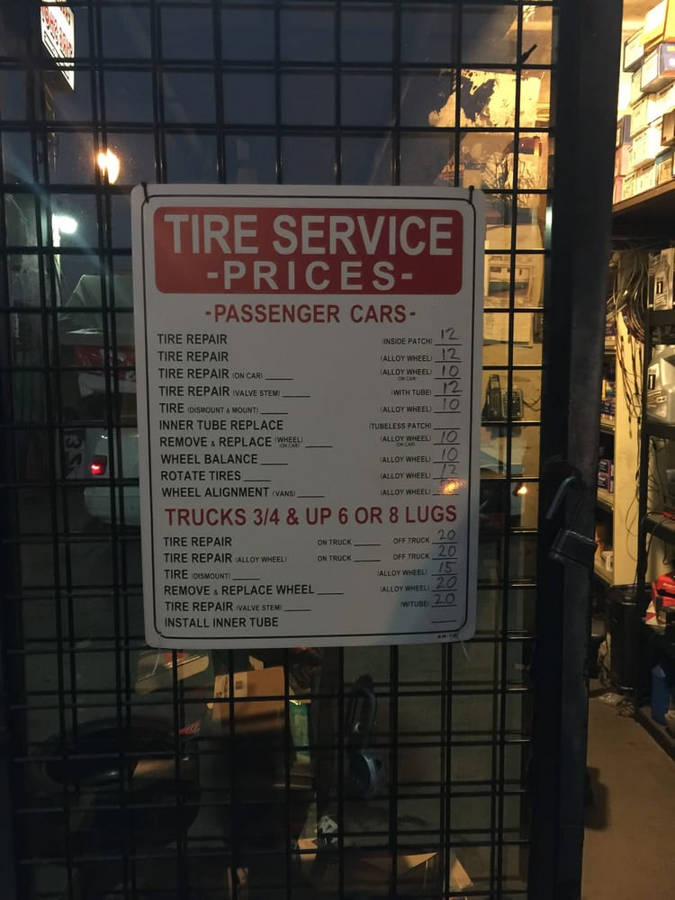 Tire Shop Tire Shop Open Near Me