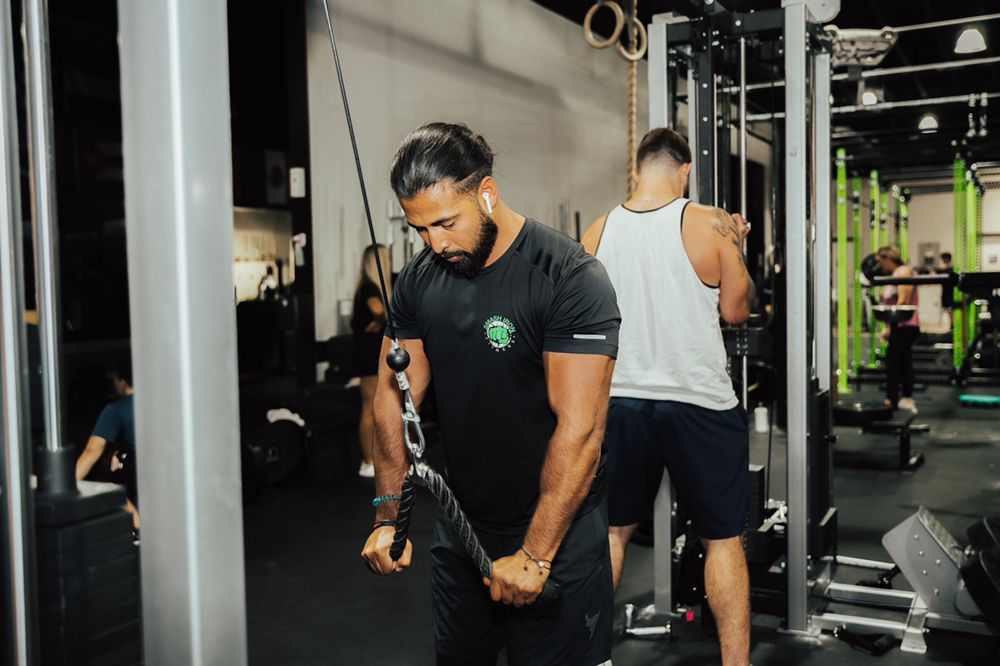 Smash Iron Fitness