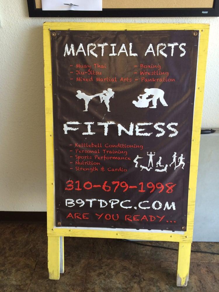 Brood 9 Martial Arts