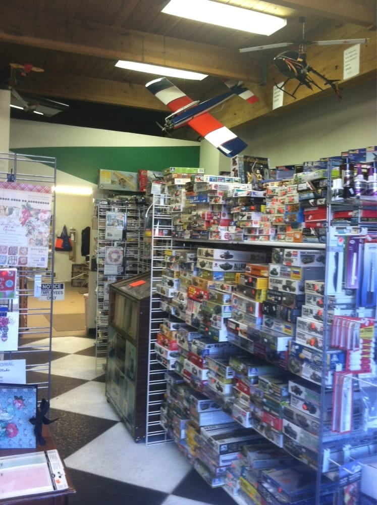 J&S Hobbies - Hobby Shops - 7811 NE St Johns Rd, Vancouver, WA - Phone Number - Yelp