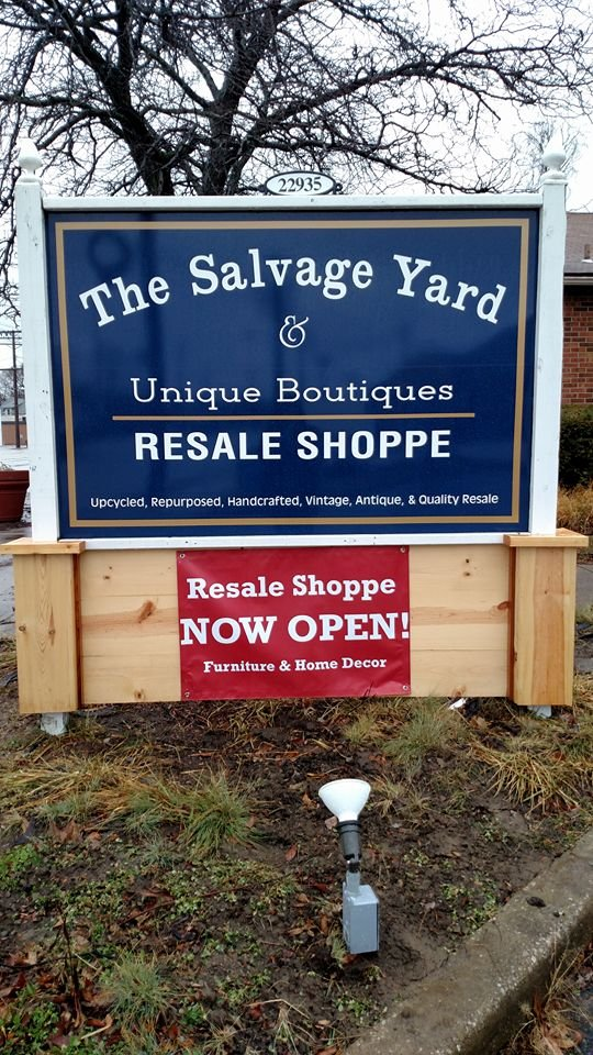The Salvage Yard Resale Shoppe