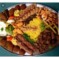 Ad Al Aseel Mediterranean Grill Yameni Food