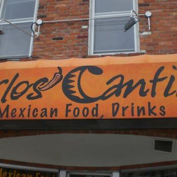 Carlos Cantina Comfort Mexican Food