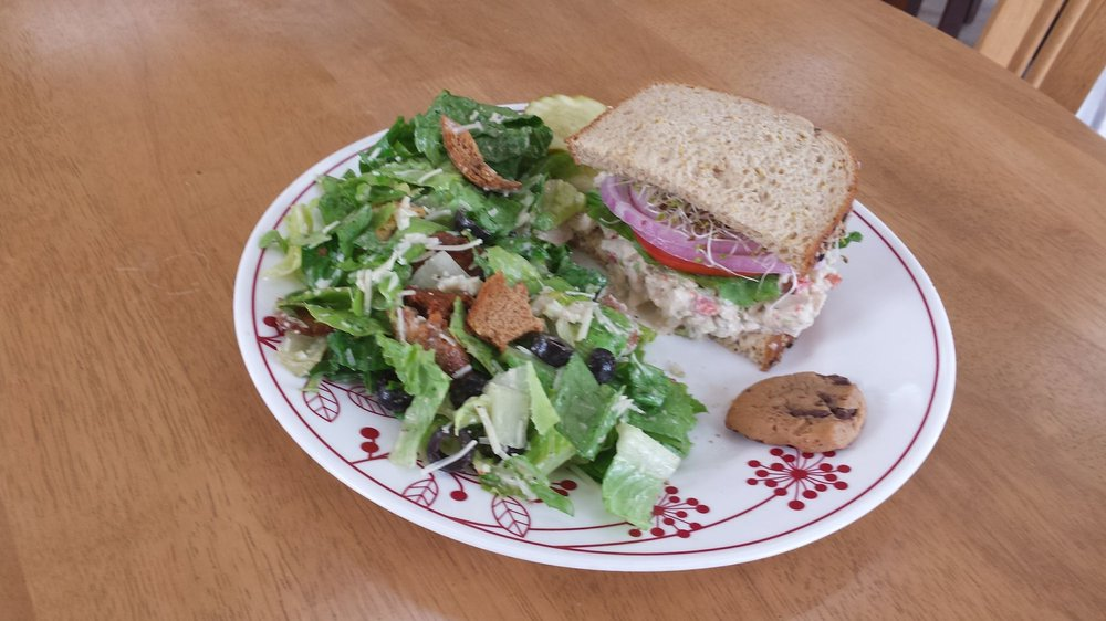 Photo Of Fruition Cafe Knoxville Tn United States Best Healthy Food You