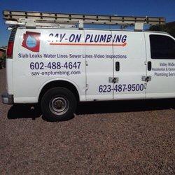 Sav-On Plumbing, LLC - 27 Photos & 58 Reviews - Plumbing - 7110 N ...